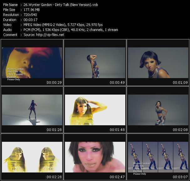 video Dirty Talk (New Version) screen