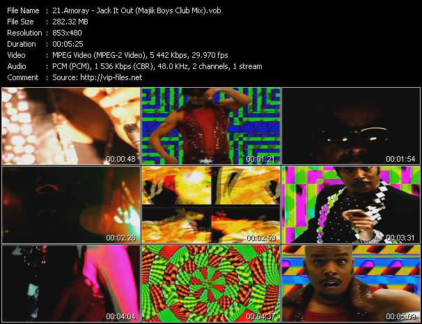 video Jack It Out (Majik Boys Club Mix) screen