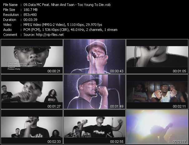 Data MC Feat. Nhan And Taan video screenshot