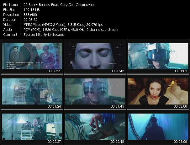 video Cinema screen