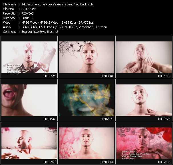 Jason Antone video screenshot