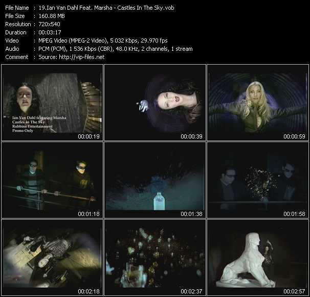 Ian Van Dahl Feat. Marsha video screenshot