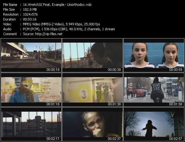 Wretch 32 Feat. Example video screenshot