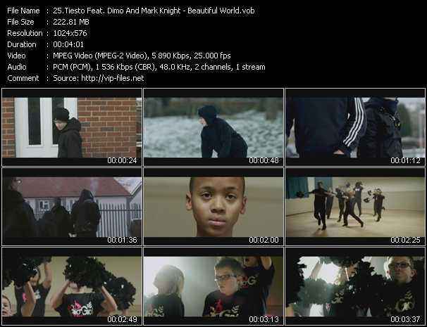 Tiesto Feat. Dimo And Mark Knight video screenshot