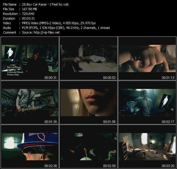 Box Car Racer video screenshot