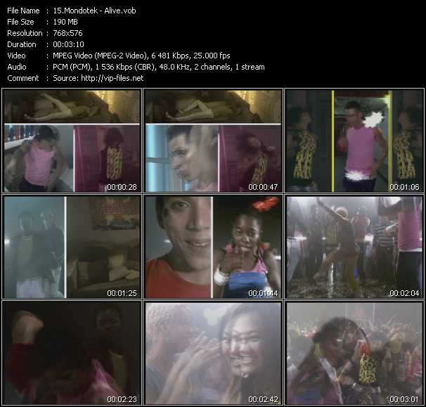 Mondotek video screenshot
