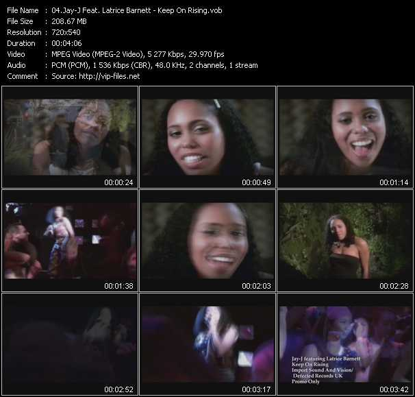 Jay-J Feat. Latrice Barnett video screenshot