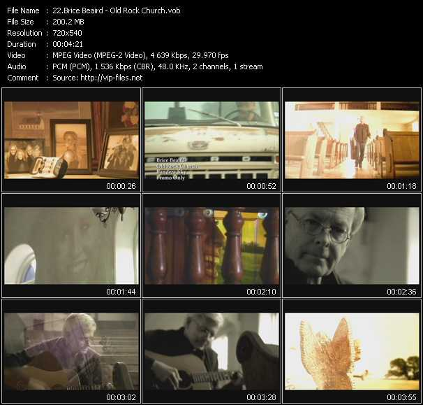 Brice Beaird video screenshot