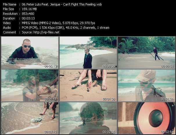 Peter Luts Feat. Jerique video screenshot