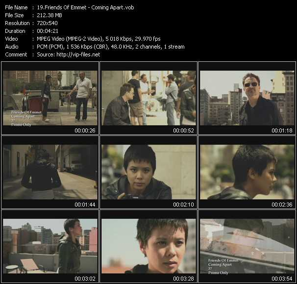 Friends Of Emmet video screenshot