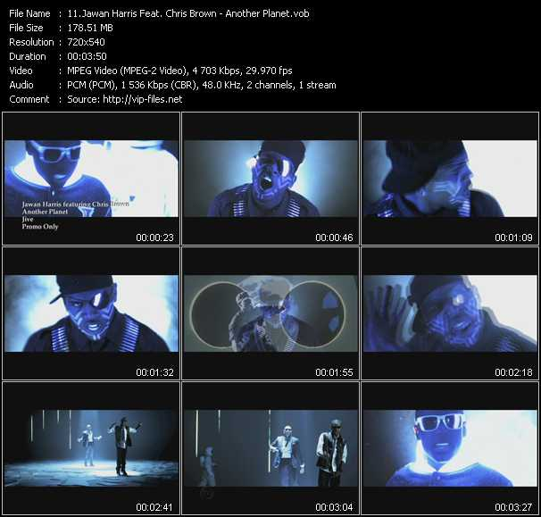 Jawan Harris Feat. Chris Brown video screenshot