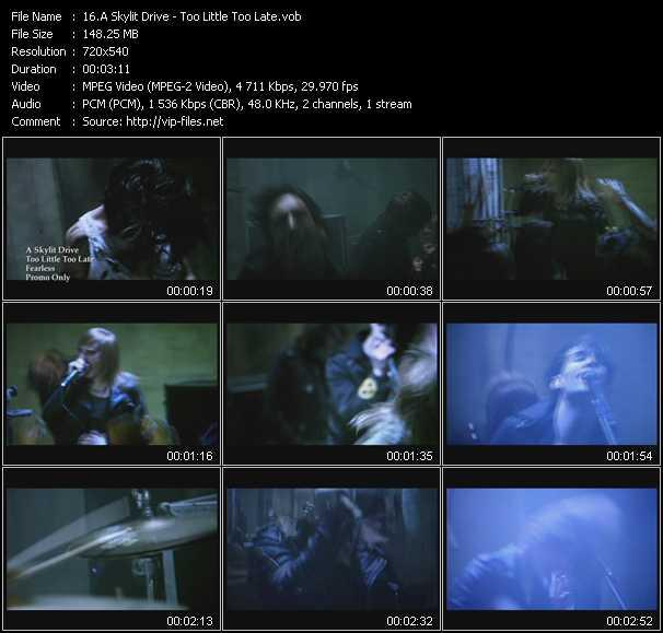 A Skylit Drive video screenshot