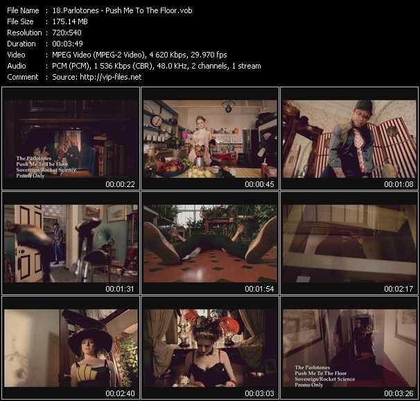 Parlotones video screenshot