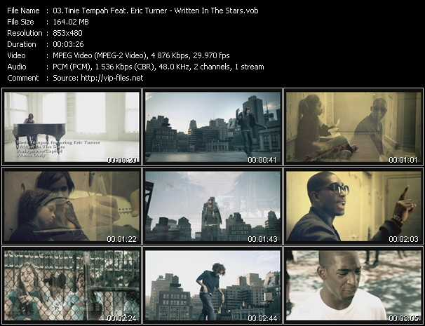 Tinie Tempah Feat. Eric Turner video screenshot