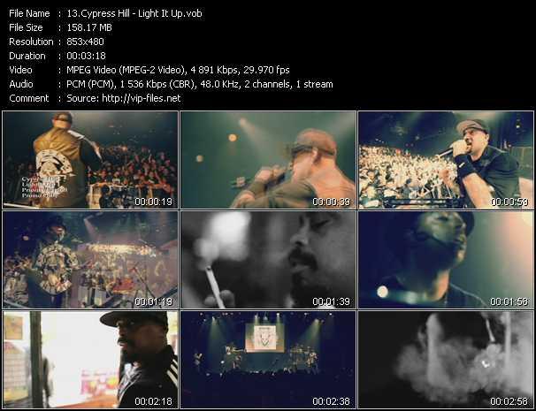 video Light It Up screen