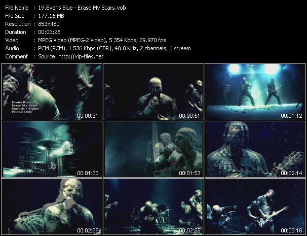 Evans Blue video screenshot