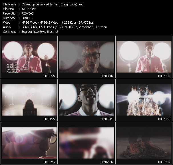 Anoop Desai video screenshot
