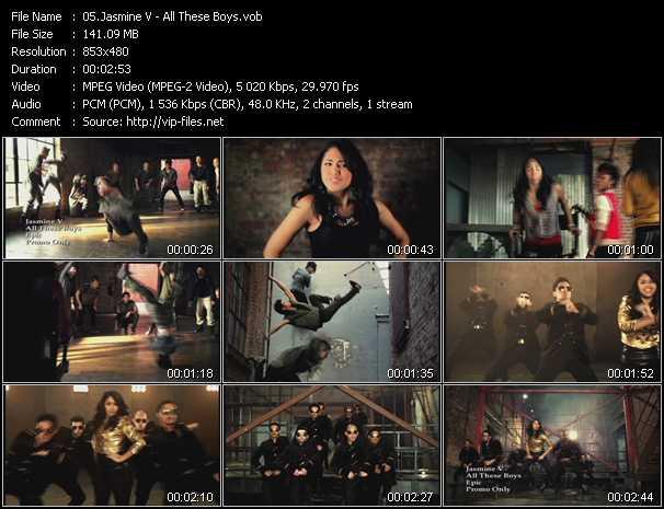 Jasmine V video screenshot