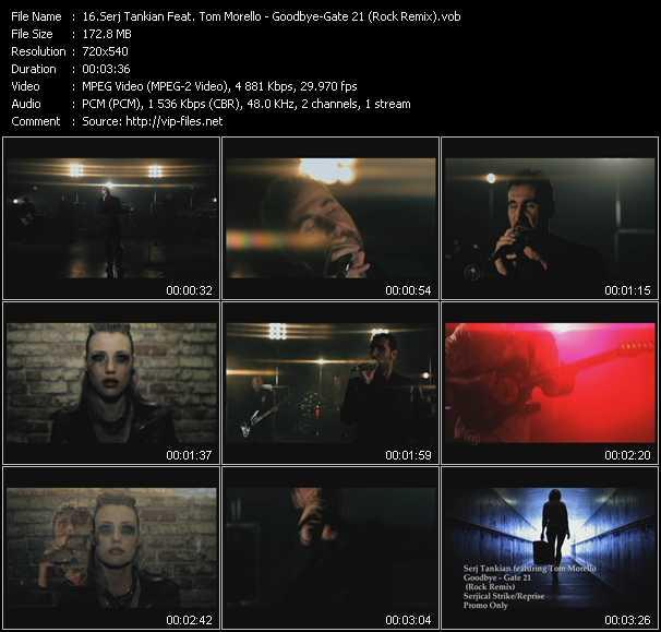 Serj Tankian Feat. Tom Morello video screenshot