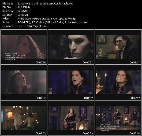 Carter's Chord video screenshot