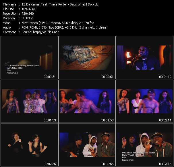 Da Kennel Feat. Travis Porter video screenshot