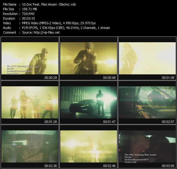 Dnc Feat. Miss Amani video screenshot