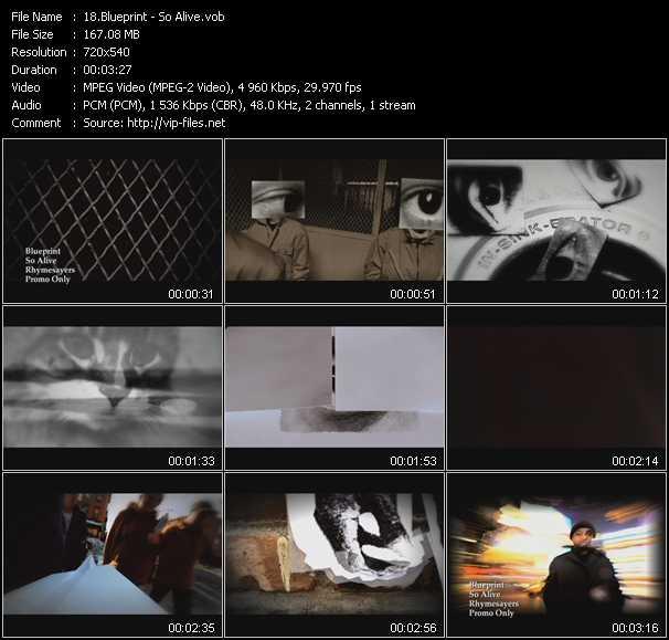 Blueprint video screenshot