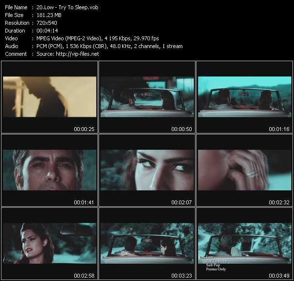 Low video screenshot