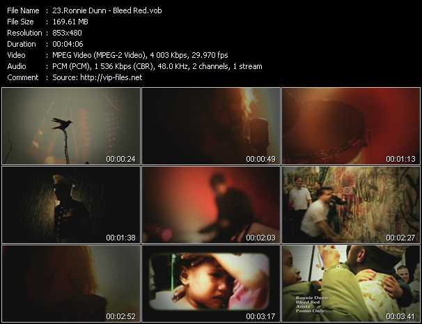 Ronnie Dunn video screenshot