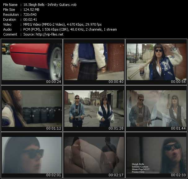Sleigh Bells video screenshot