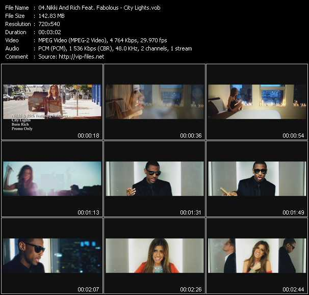 Nikki And Rich Feat. Fabolous video screenshot