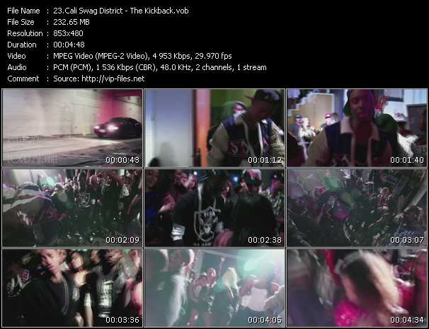 Cali Swag District video screenshot