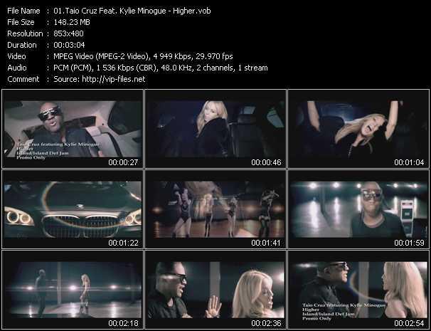 video Higher screen