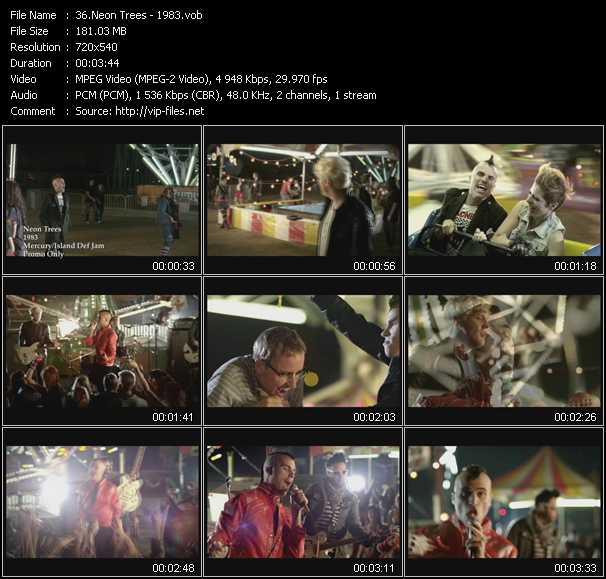 video 1983 screen