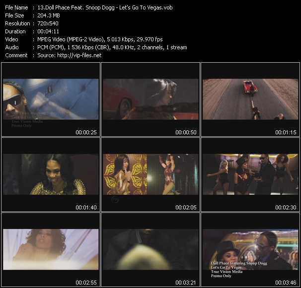 Doll Phace Feat. Snoop Dogg video screenshot