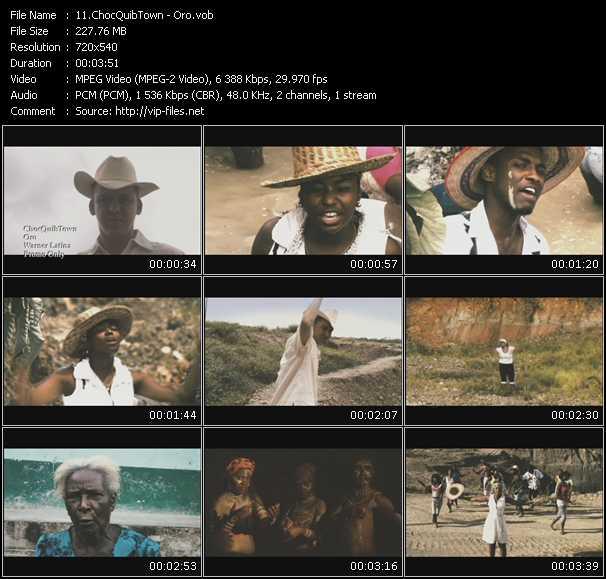 ChocQuibTown video screenshot