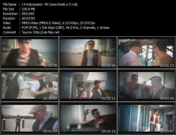 Kalcomania video screenshot