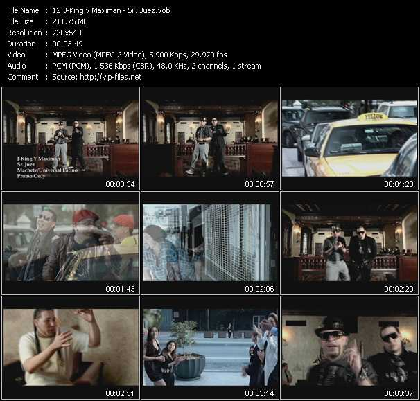 J-King And Maximan video screenshot
