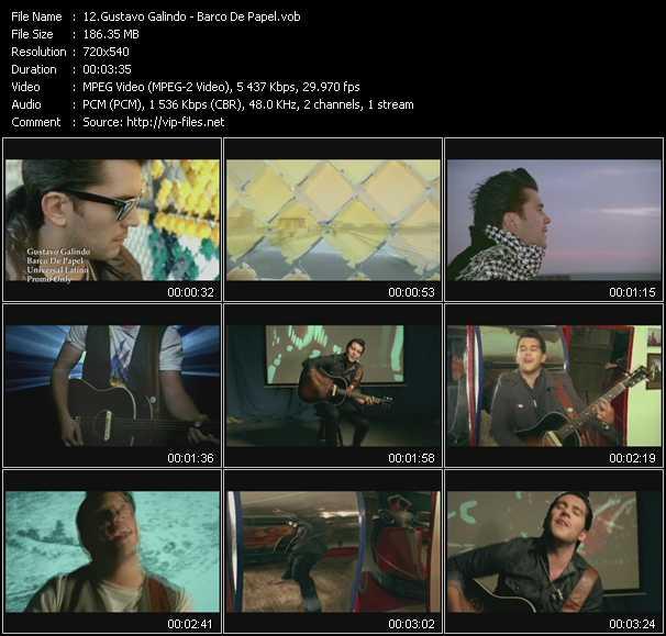 Gustavo Galindo video screenshot