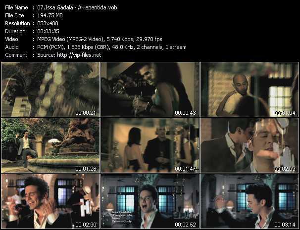 Issa Gadala video screenshot
