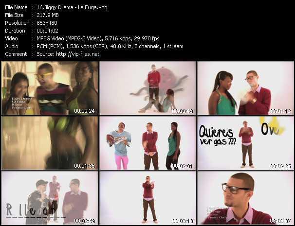 Jiggy Drama video screenshot