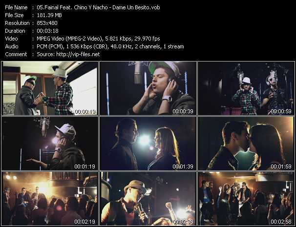 Fainal Feat. Chino And Nacho video screenshot