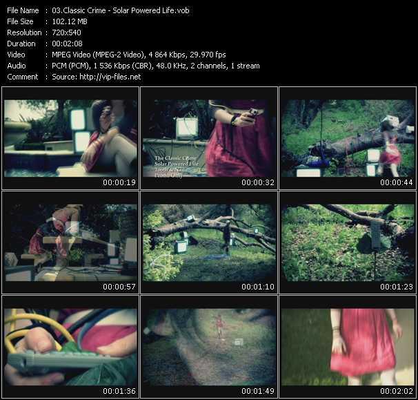 Classic Crime video screenshot
