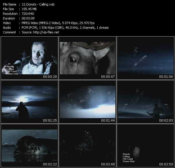 Donots video screenshot
