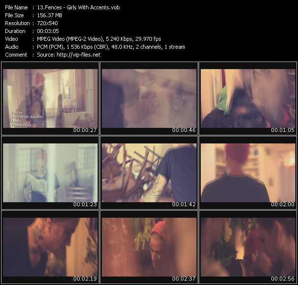 Fences video screenshot