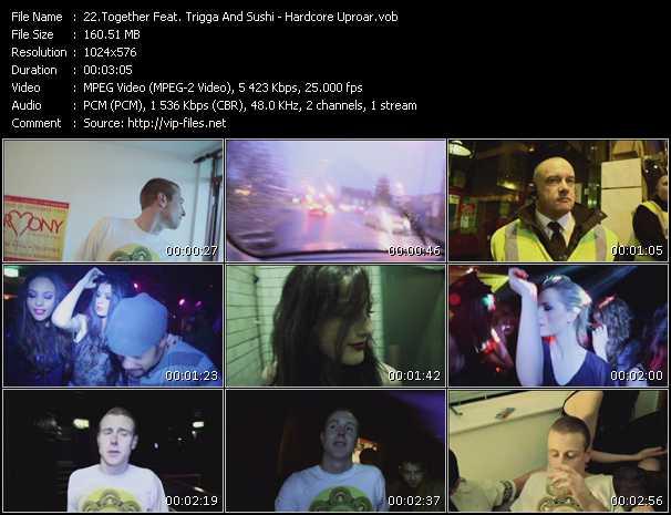 Together Feat. Trigga And Sushy video screenshot