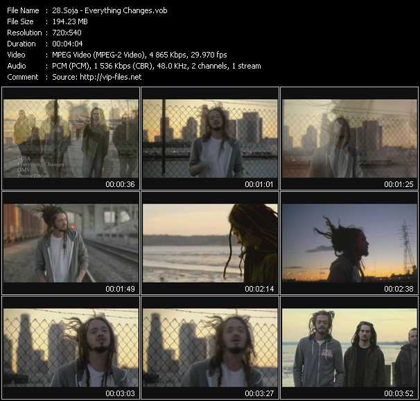 Soja video screenshot