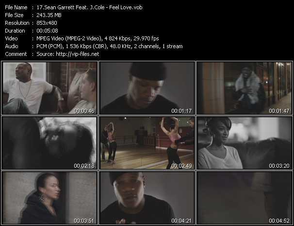 Sean Garrett Feat. J.Cole video screenshot