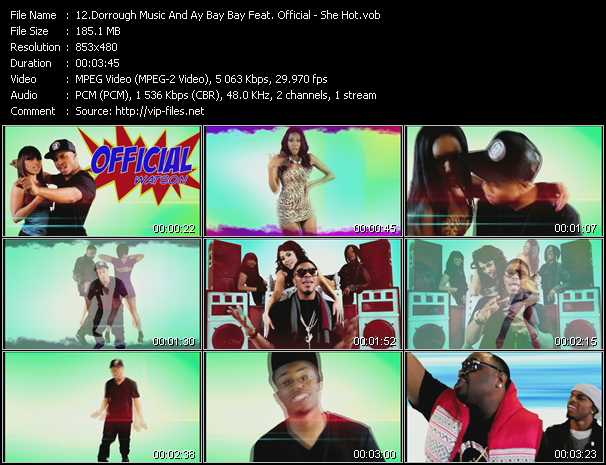 Dorrough Music And Ay Bay Bay Feat. Official video screenshot