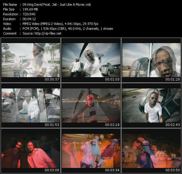 King David Feat. Jali video screenshot
